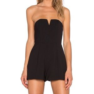 Perfect day to night romper.